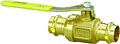 Viega ProPressG ball valve Smart Connect feature, Model 0670