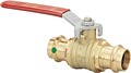 Viega ProPress ball valve Smart Connect feature, Model 2973