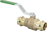 Viega ProPress fittings, Ball valve P x P, Model 2971.1ZL