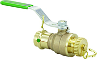 Viega ProPress ball valve Smart Connect feature, Zero Lead Model 2971.6ZL