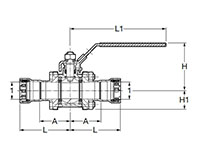 MegaPress-FKM-3-Piece-Ball-Valve--P-x-P---Models-5975-8_dim