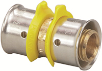 Viega PEX Press coupling Zero Lead Model 2815ZL