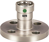 MegaPress Stainless 316 Flange, P x BP - Models 5159