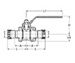 MegaPress-3-Piece-Ball-Valve--Stainless-316--P-x-P---Models-5175-8_dim